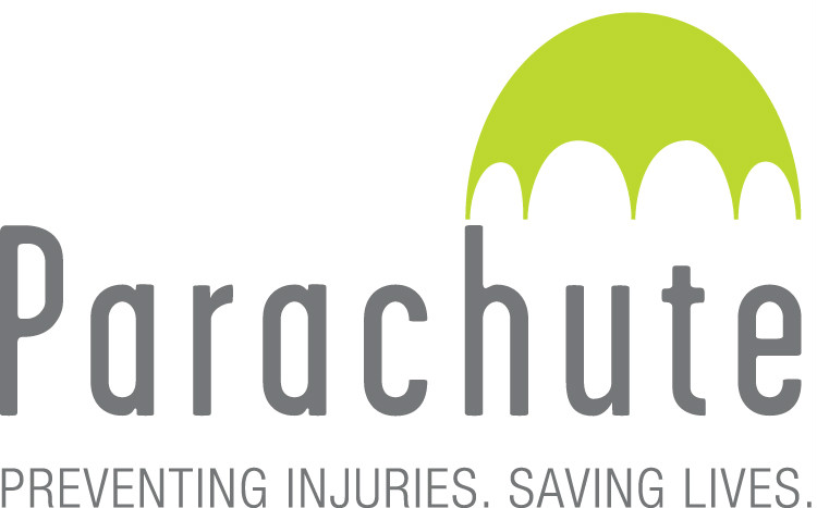 Logo for Parachute - Preventing Injuries